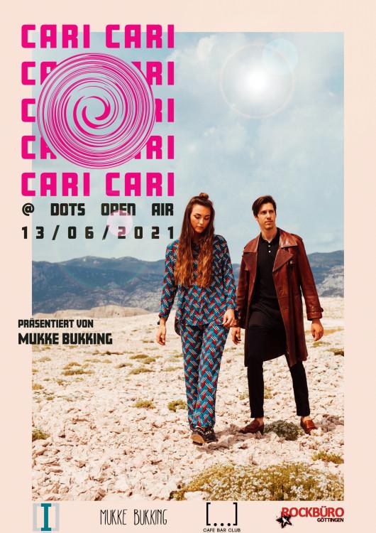 CARI CARI - LIVE!!!