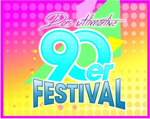 90er Festival Waldbühne