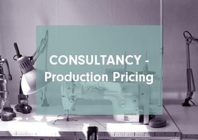 Online Beratung zu Kalkulation von Produktionskosten