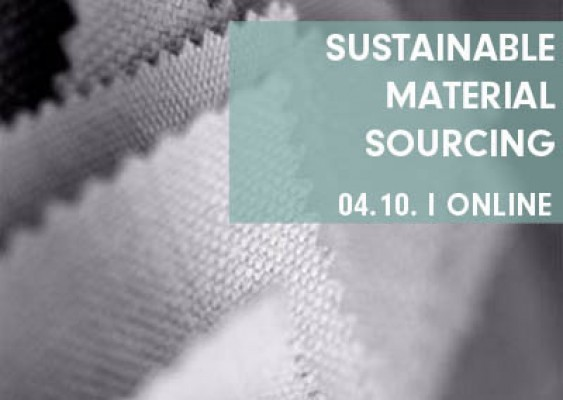ONLINE-WORKSHOP Sustainable Material Sourcing