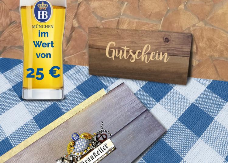 Schmankerl Gutschein 25,00 €