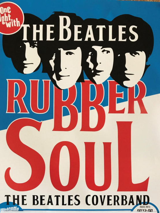 Rubbersoul The Beatles-Coverband
