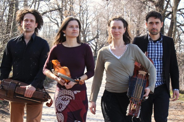 """STRÖMKARLEN: """"The Roots Of Nordic Poetry"""""""