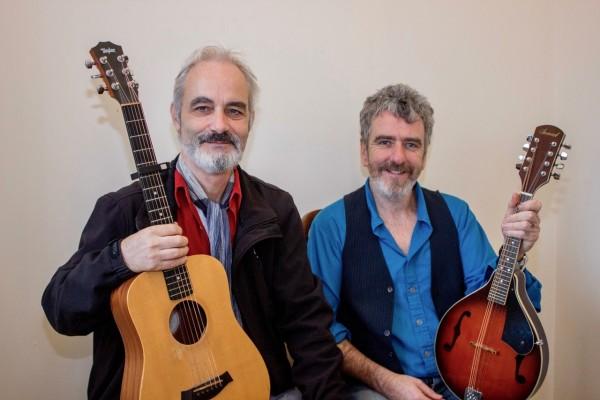 Tim O'Shea & Ciaran Wynne