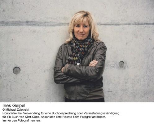 Ines Geipel, Lesung