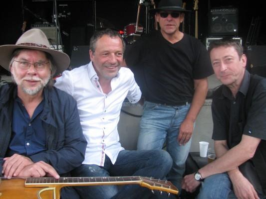 Pass Over Blues Quartett