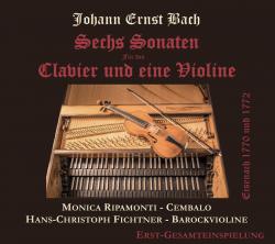 Johann Ernst Bach-Sonaten