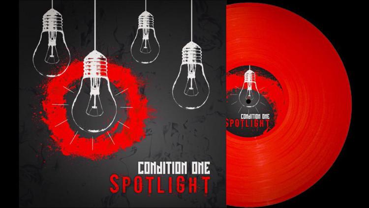 02 SPOTLIGHT ALBUM - VINYL (RED)