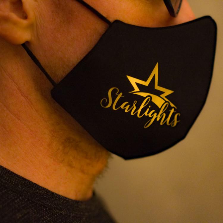 STARLIGHTS LIVE - MUND-NASENSCHUTZ