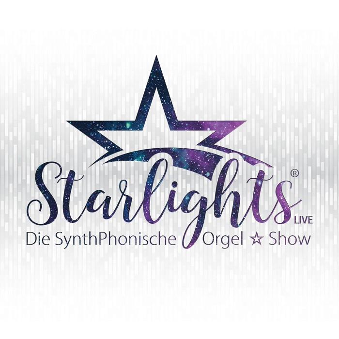 (handsigniert) STARLIGHTS LIVE - Die SynthPhonische OrgelShow
