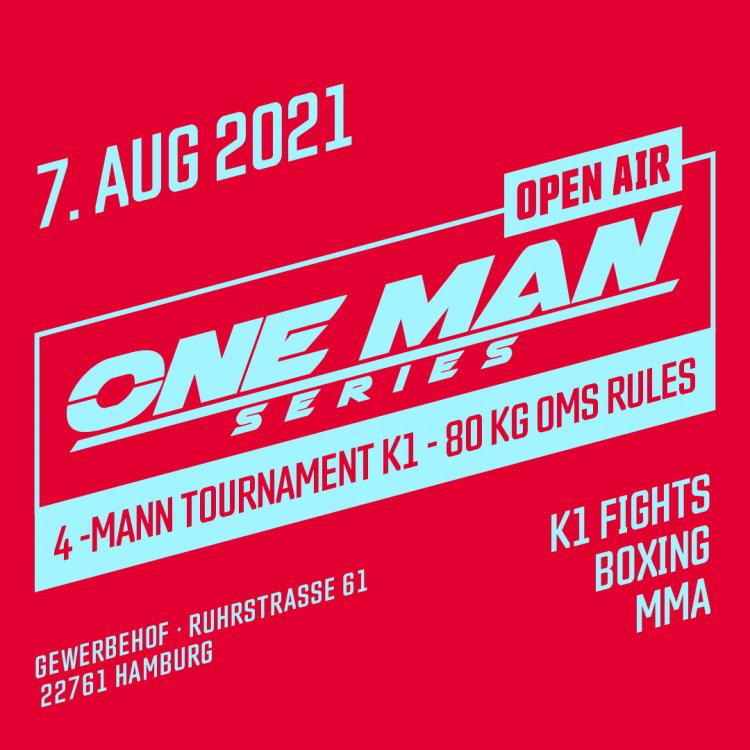 One Man Series Amateurs - Open Air