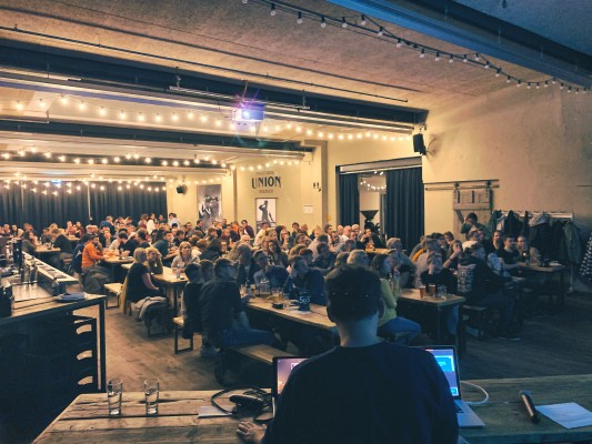 Pubquiz in der Union Brauerei #5