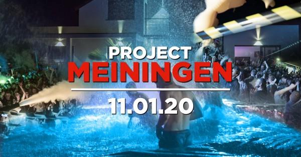 Project Meiningen 2020