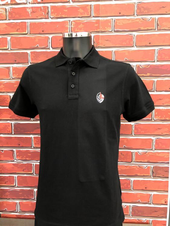 RCR Poloshirt schwarz - Herren XL