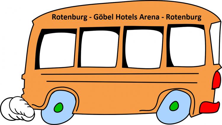 Bus-Shuttle 15.01.2021 19.30 Uhr ROF-GHA-ROF