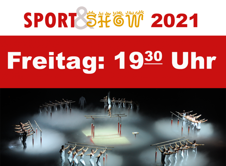1. Sport und Show Freitag 15.01.2021 19:30 Uhr