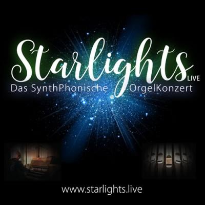 STARLIGHTS LIVE - Trinitatiskirche KÖLN