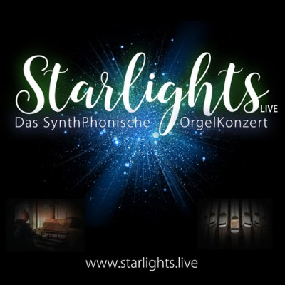 STARLIGHTS - HIGHLIGHT - Thomaskirche Erfurt