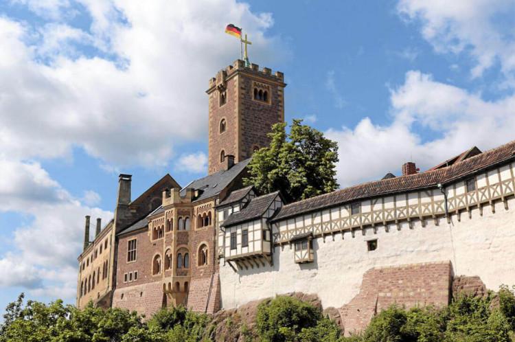 Eintritt - Besichtigung Palas mit Museum, Lutherstube und Sonderausstellung